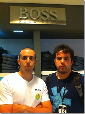 Like a Boss SAX Department Store BlogTurFoz Paraguai