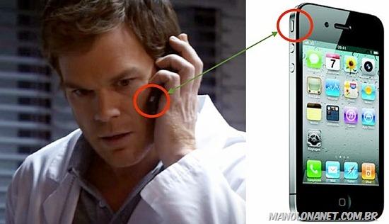 Dexter Não Sabe Usar Celular