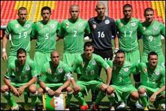 Selección de Argelia, Mundial de Brasdil 2014