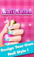 Screenshot of Nail Salon - Free