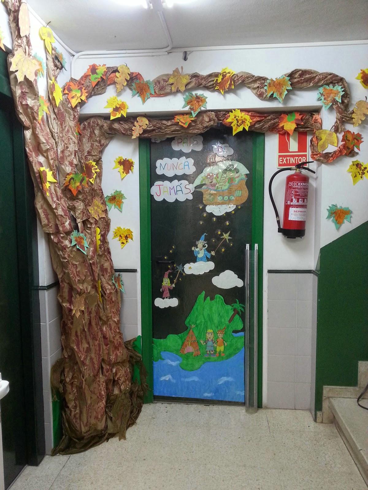 Decoracion Otoo Aula Infantil Cebrilcom