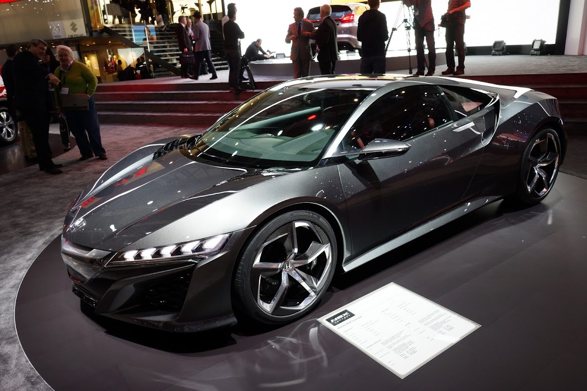 Exceptional ... New Acura NSX Acura Honda NSX 1 ... Awesome Design
