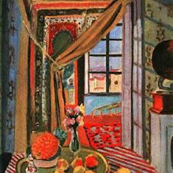 09.- Matisse. Interior en Niza