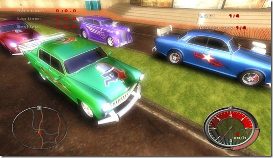communism Muscle Cars free full game (2)