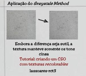 Aplicação do Grayscale Method (B) lassoares-rct3