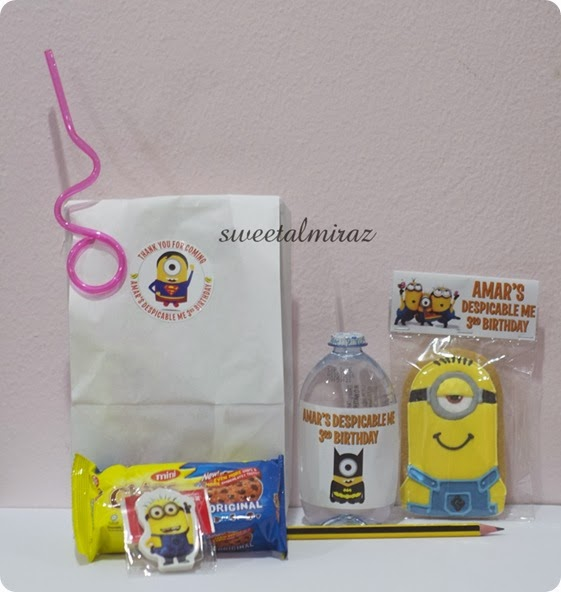 Image Result For Round Minion Birthday