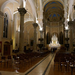 gorgeous church in milan italy in Milan, Milano, Italy