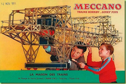 french erector set