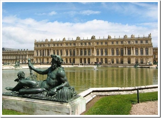 Versailles in France