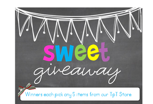 sweet giveaway