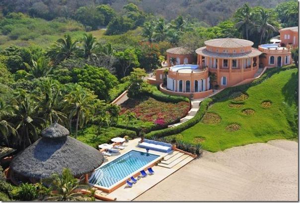Resort de Luxo  no México (1)
