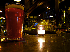 image of Double Mountain's India Red Ale courtesy of +Russ's Flickr page