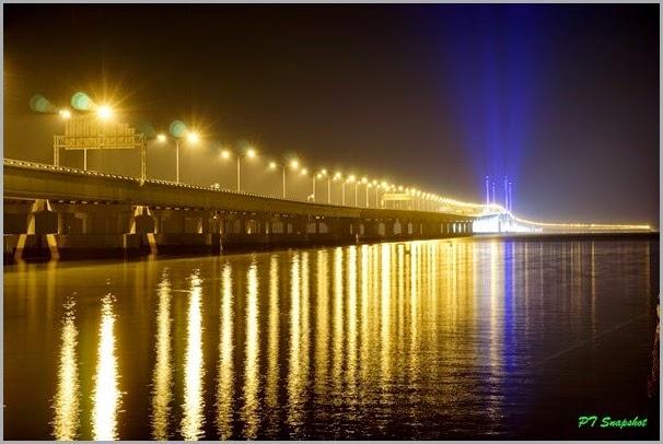 槟城 第二大桥