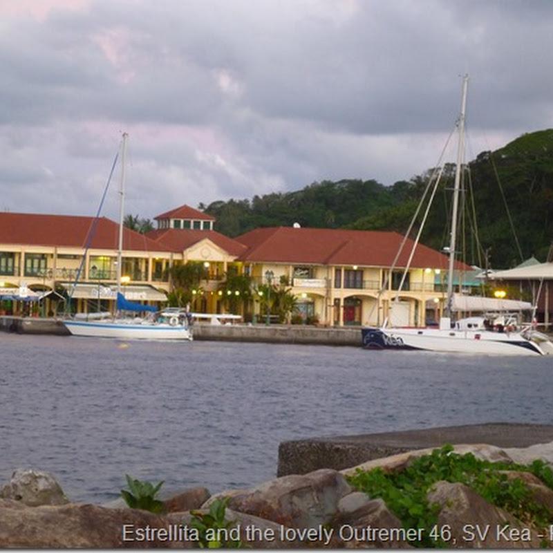 Society Island Snapshots
