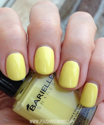 Barielle Panama Pina Colada - Summer Keys Collection