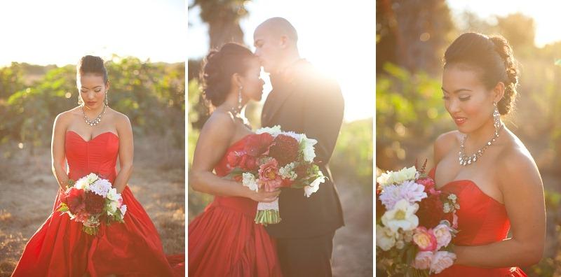4OakandtheOwl_Red Wedding Dress