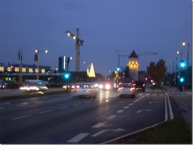 Eftermiddagslys. November 2012