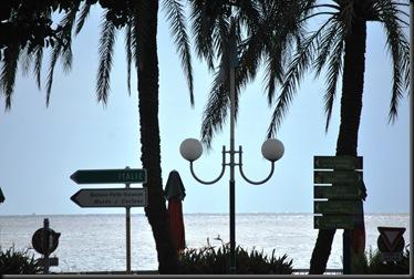 Menton - Beach Side
