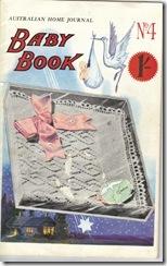 Australian Home Jouranl Baby Book No.4