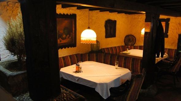 Restaurante Antiko