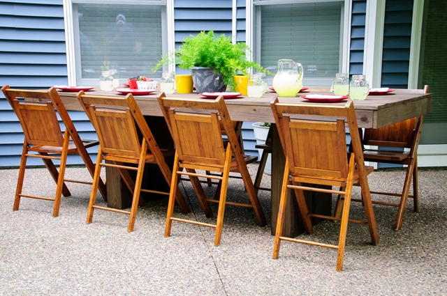 Outdoor Table-4