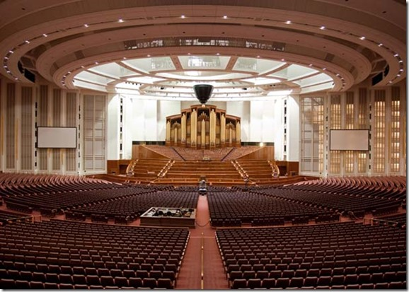 Conference Center - Inside