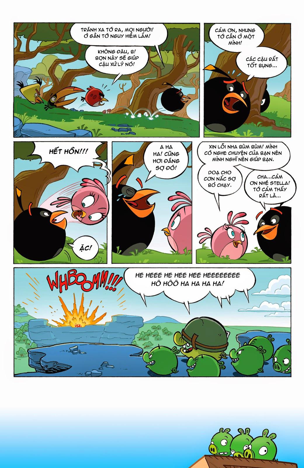ANGRY BIRDS trang 7