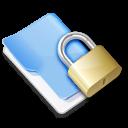 lock-folder-blue