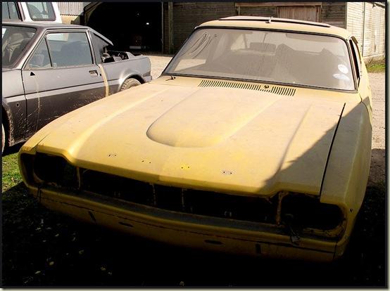 Ford Capri - a design classic