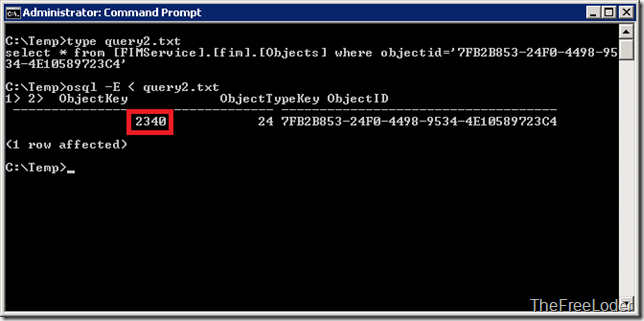 select * from [FIMService].[fim].[Objects] where objectid='7FB2B853-24F0-4498-9534-4E10589723C4'