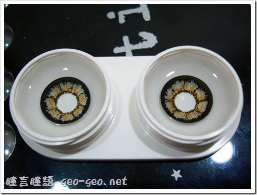 GEO隱形眼鏡-WMM-505Waffle灰