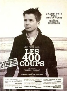 Poster Les 400 coups