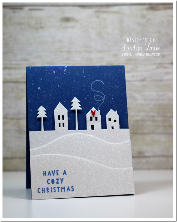 Cozy Christmas 2 WCMD 10-4-14