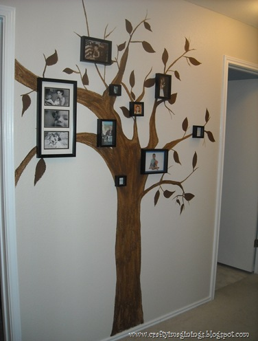My Family Tree Mural