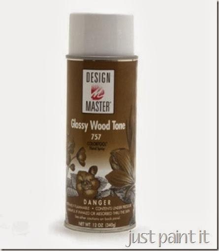 Glossy Wood Tone