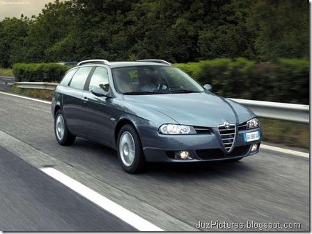 Alfa Romeo 156 Sportwagon 2.0 JTD (2003)8