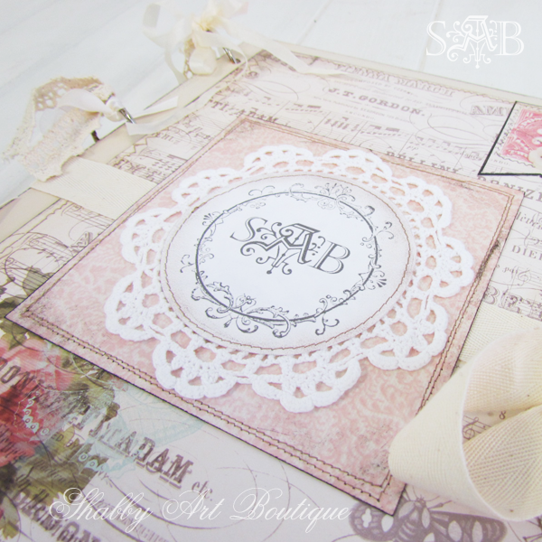 Shabby Art Boutique - Blog Planner 6