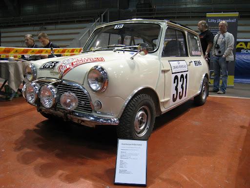 Mini Cooper S Mk 1 1964
