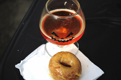 image of Elysian Great Pumpkin Fest and Mighty-O Donut courtesy of our Flickr page