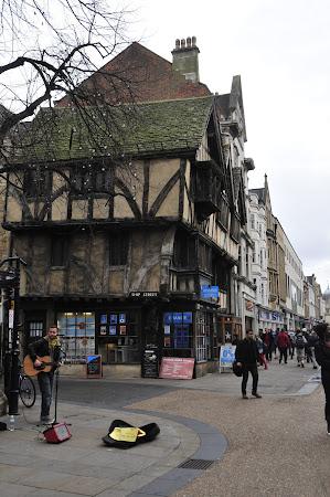 Casa inclinata Anglia