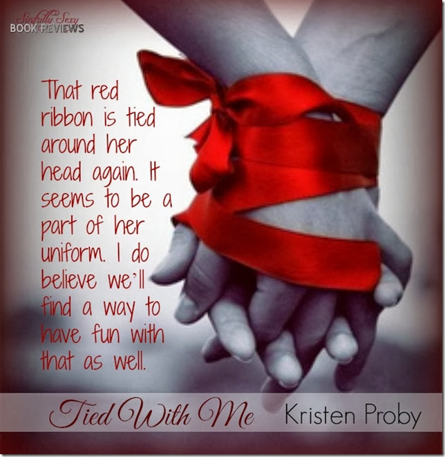 tied with me red ribbon quotey
