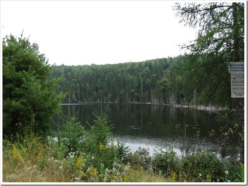 Lac Taureau - 40 est - Lac Pepin