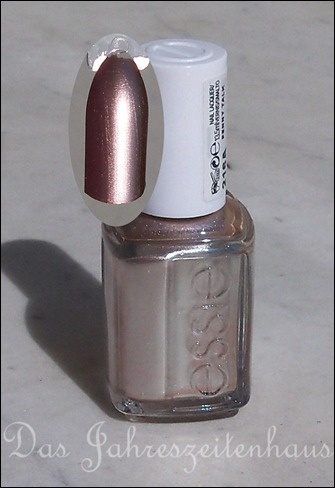 Essie - Mirror Metallics Collection - Penny Talk