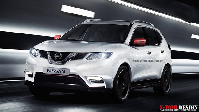 Harry Green Nissan >> 2014 Rogue In Showrooms | Autos Post