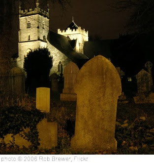 'Horfield church at night' photo (c) 2006, Rob Brewer - license: http://creativecommons.org/licenses/by-sa/2.0/