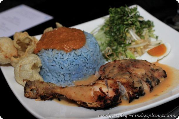 Kelantan Delight Nasi Kerabu
