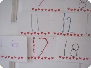 Calendario de Adviento de ultima hora para niños pequeños diy manualidades navidad