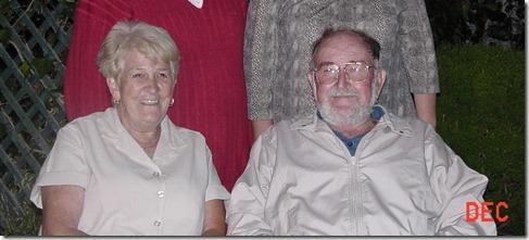 portrat of mum and dad