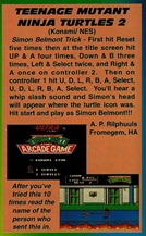 egm_21_1991_april_fool_teenage_mutant_ninja_turtles_2_simon_belmont_code