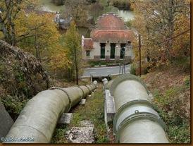 Estación hidroeléctrica de Olaldea - Navarra